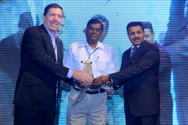 'Business Partner of the year' award for 2011 awarded by General Motors